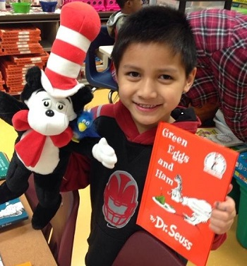 Dr Seuss Birthday Spma